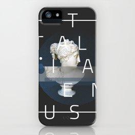 Italian Venus #everyweek 46.2016 iPhone Case