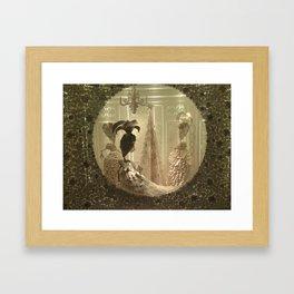 Paper Antoinette 2 Framed Art Print
