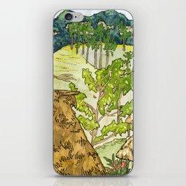 Lanquin, Guatemala iPhone Skin