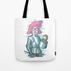 Dona Dulce and her magic spaghetti Tote Bag