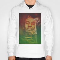 marley Hoodies featuring Marley by Robotic Ewe