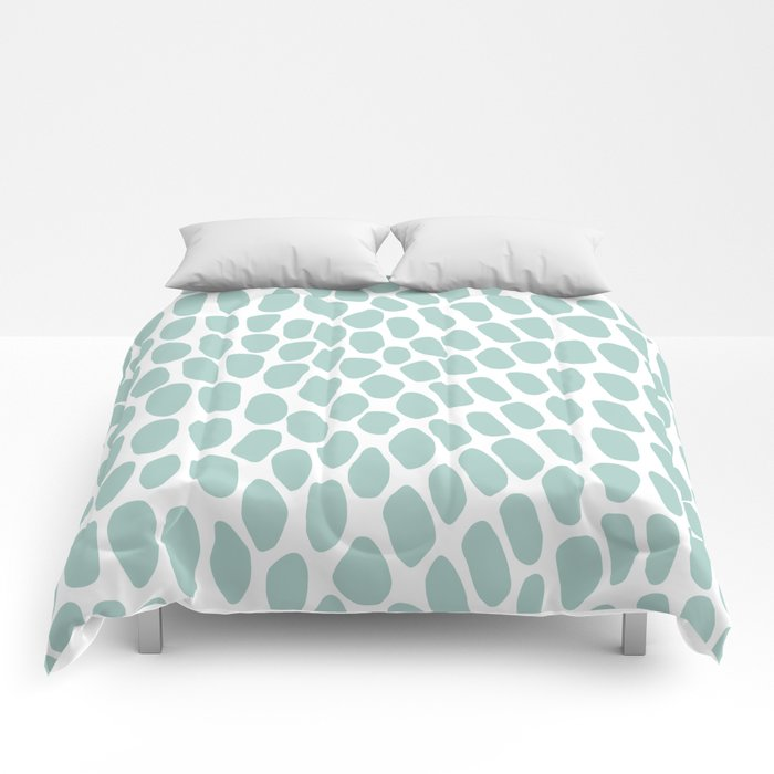 Snake 002 Comforters
