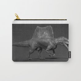 Black Spinosaurus Carry-All Pouch