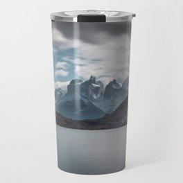 Somewhere over the mountain range Travel Mug