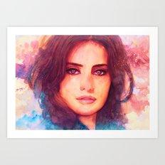 Change in me Art Print