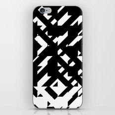 Shattered Hound iPhone & iPod Skin