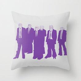 Reservoir Decepticons Throw Pillow
