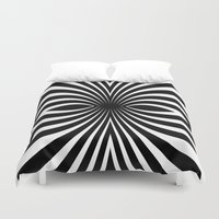 tribal Duvet Covers featuring Tribal  by Andy Readman @ AR2 Studio