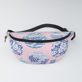 Chinoiserie Ginger Jar Collection No.7 Fanny Pack