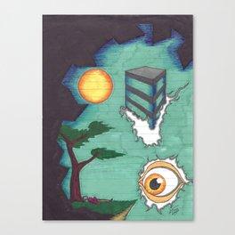 Day Dream Canvas Print