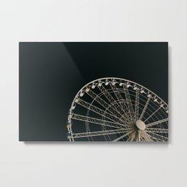 Myrtle Beach Skywheel Metal Print