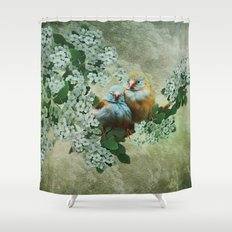 Cordon Bleu Love Shower Curtain
