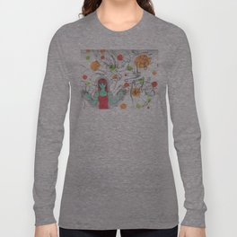 Shrug Long Sleeve T-shirt
