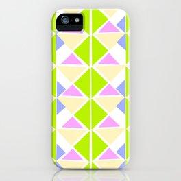 Deco 2 iPhone Case
