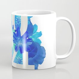 Blue Flower 2004 Coffee Mug
