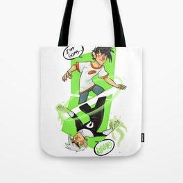 Going Ghost Tote Bag