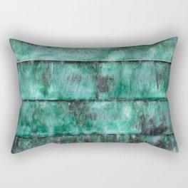 Glazed water flow Rectangular Pillow