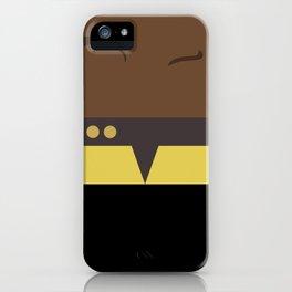 Tuvok - Star Trek Voyager VOY - Minimalist startrek Trektangle Trektangles Maquis - Delta Quadrant iPhone Case