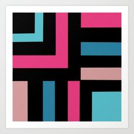 Miami Vice Called Art Print