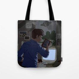 FBI's Most Unwanted Tote Bag