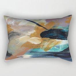 fall time Rectangular Pillow
