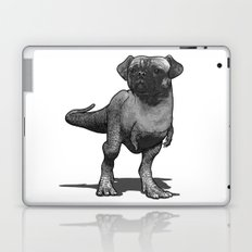 Pugussaurus Rex Laptop & iPad Skin