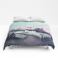Alpine Island Comforters