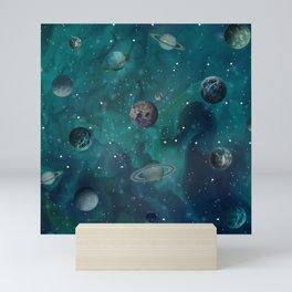Cosmic Dance III Mini Art Print