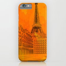 Parisian Sunsets Slim Case iPhone 6s