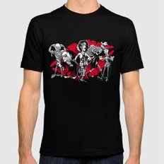 RHPS gang of five 2X-LARGE Black Mens Fitted Tee