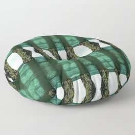 TwosWaters Floor Pillow