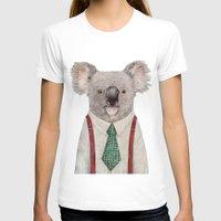 koala T-shirts featuring Koala by Animal Crew