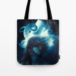 Dreams In Lovecraft Tote Bag