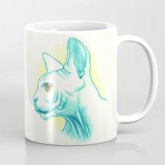 Sphynx cat #01 Mug