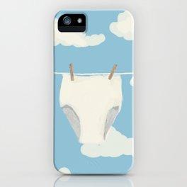 BIG PANTS iPhone Case