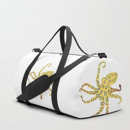 Blue-ringed Octopus (Octopussy) Duffle Bag