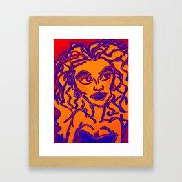 Beyhive Framed Art Print
