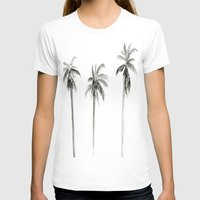 "palms T-shirts featuring ""Palms"" by  Tori Wise Watercolors"