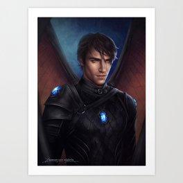 Spymaster Art Print