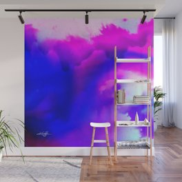 Abstract Bliss 1 by kathy Morton Stanion Wall Mural