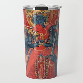 Hindu God Sexual Travel Mug