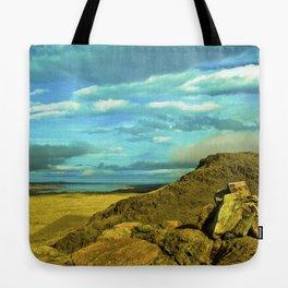 Wonderful landscape. Tote Bag