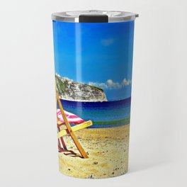 Summer Dreams Travel Mug
