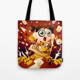 Alice in Wonderland- The King of Hearts Tote Bag