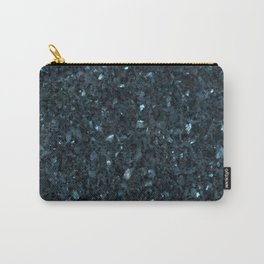 Star Galaxy Granite Glitter #1 #mineral #decor #art #society6 Carry-All Pouch