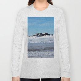 Snowdrift Motel Long Sleeve T-shirt
