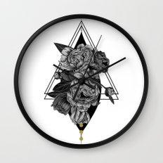 Occult II Wall Clock