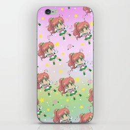 Sailor Jupiter Pattern iPhone Skin