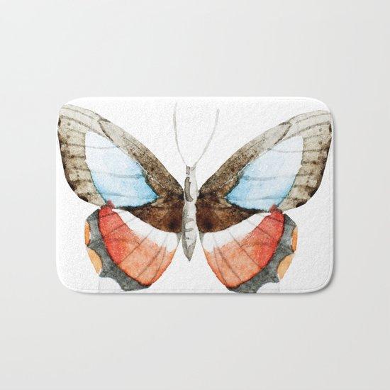 Butterfly 09 Bath Mat