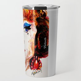 Agnes Moorehead Travel Mug
